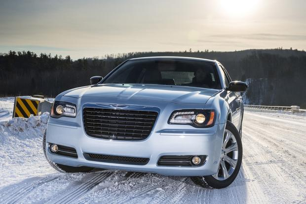2013 Dodge Charger AWD and Chrysler 300 AWD: First Drive featured image large thumb4