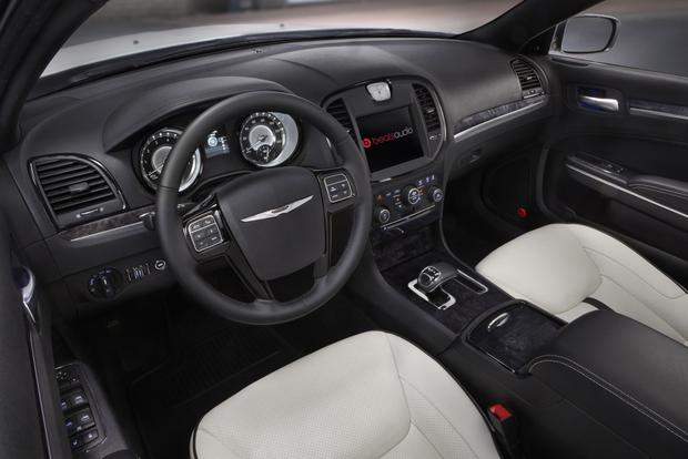2013 Dodge Charger AWD and Chrysler 300 AWD: First Drive featured image large thumb6