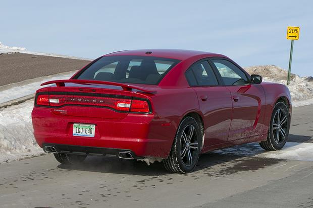 2014 Vs 2015 Dodge Charger What S The Difference