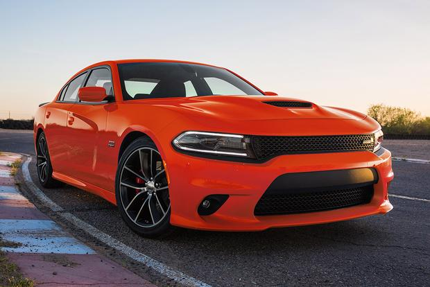 2017 Dodge Charger New Car Review Autotrader