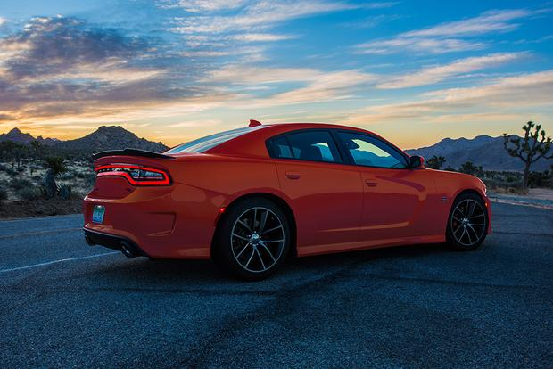 2018 Dodge Charger: New Car Review featured image large thumb1
