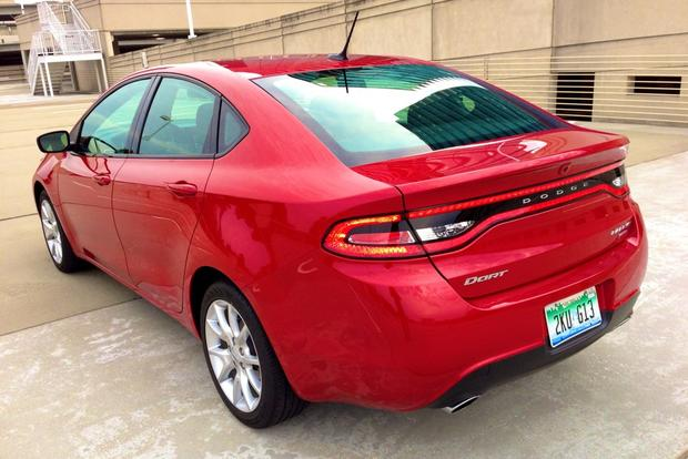 2013 Dodge Dart Rallye: Long-Term Introduction featured image large thumb5
