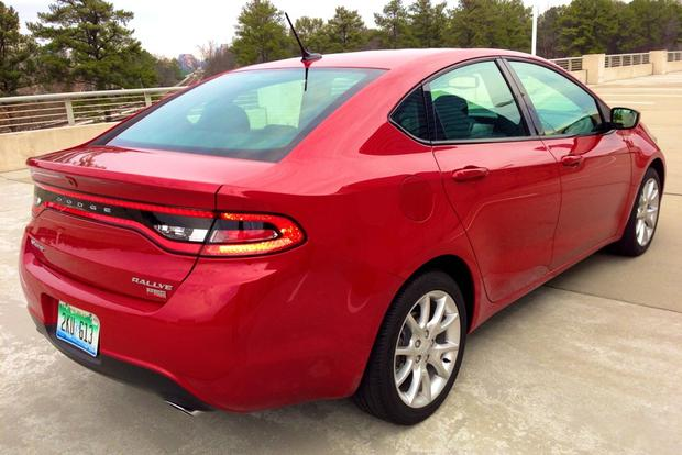 2013 Dodge Dart Rallye: Long-Term Introduction featured image large thumb7