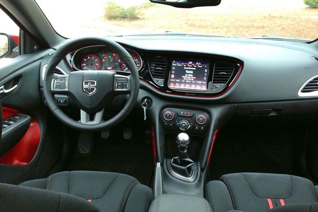 2013 Dodge Dart: City and Highway Driving featured image large thumb3