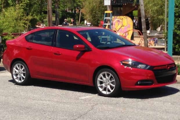 2013 Dodge Dart: City and Highway Driving featured image large thumb1