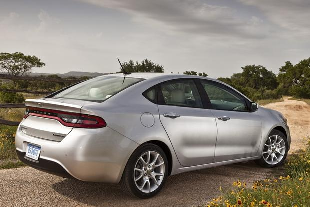 2015 Dodge Dart: New Car Review