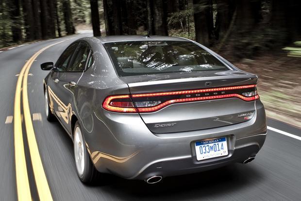 2015 Dodge Dart New Car Review Autotrader