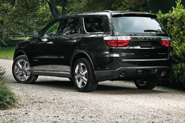 2012 Dodge Durango: New Car Review featured image large thumb2