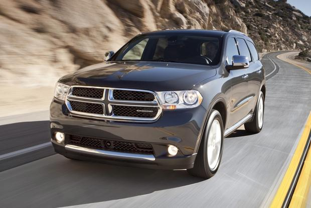 2012 Dodge Durango: New Car Review featured image large thumb3