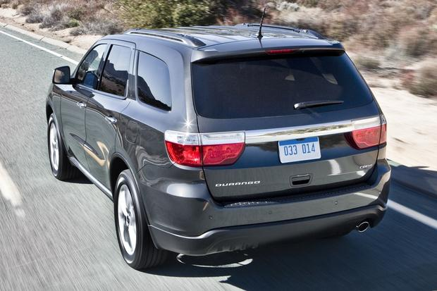 2012 Dodge Durango: New Car Review featured image large thumb4