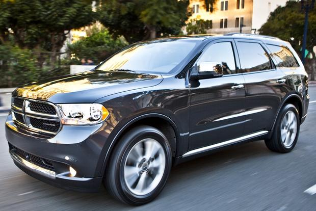 Dodge Used Cars >> 2013 Dodge Durango Used Car Review Autotrader