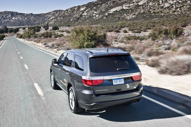 2013 Dodge Durango: New Car Review featured image large thumb2