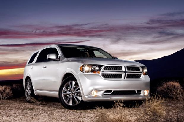 2013 Dodge Durango: New Car Review featured image large thumb3