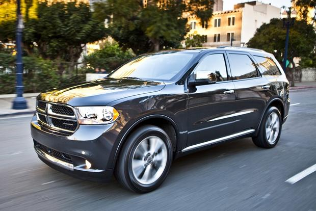 2013 vs 2014 dodge durango what 39 s the difference autotrader. Black Bedroom Furniture Sets. Home Design Ideas