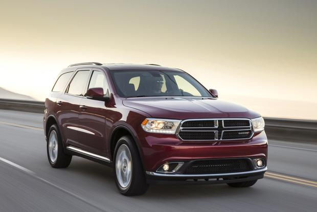 2013 Dodge Durango New Car Review Autotrader