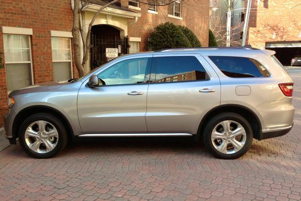 2014 dodge durango limited real world review. Cars Review. Best American Auto & Cars Review