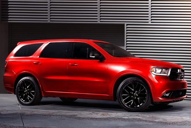2015 dodge durango new car review autotrader. Black Bedroom Furniture Sets. Home Design Ideas