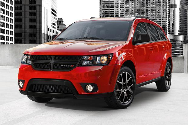 2015 Dodge Durango vs 2015 Dodge Journey Whats the Difference