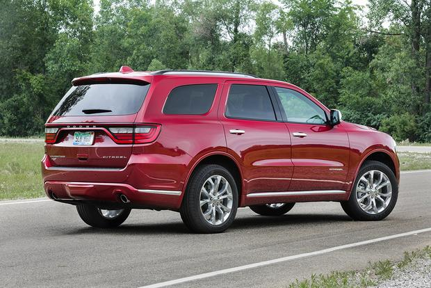 2017 Dodge Durango: New Car Review featured image large thumb2