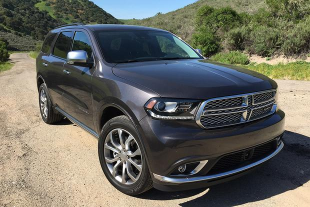 2017 Dodge Durango and The Sound of a V8