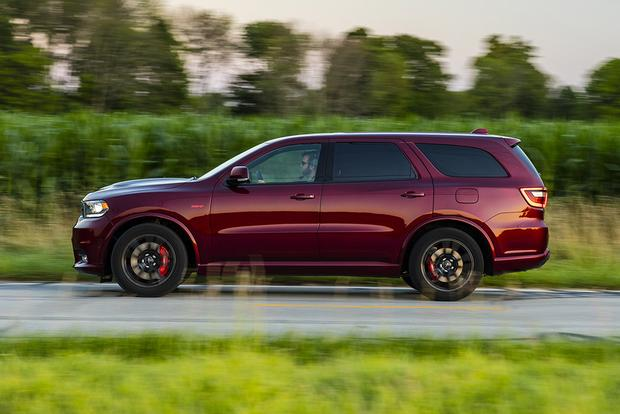 2018 Dodge Durango SRT: First Drive Review featured image large thumb3
