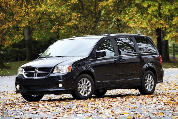 2012 Dodge Grand Caravan: New Car Review featured image large thumb0