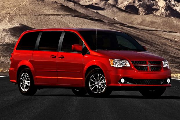 2012 Dodge Grand Caravan: New Car Review featured image large thumb1