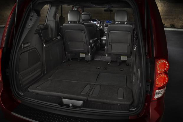 2012 dodge grand caravan used car review autotrader. Black Bedroom Furniture Sets. Home Design Ideas