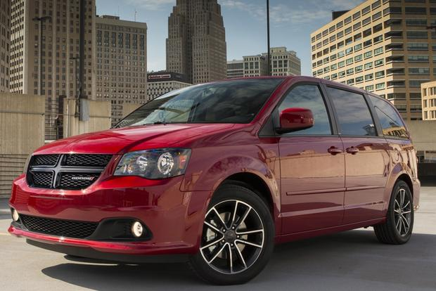 2013 Dodge Grand Caravan: New Car Review featured image large thumb0