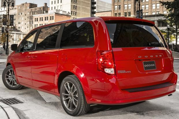 2013 Dodge Grand Caravan: New Car Review featured image large thumb4
