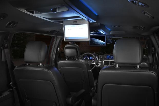 2013 Dodge Grand Caravan: New Car Review featured image large thumb5