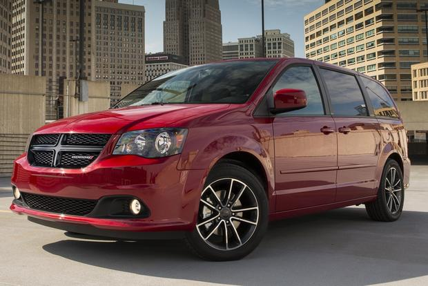2014 Dodge Grand Caravan Used Car Review Autotrader