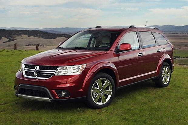 2012 Dodge Journey: New Car Review