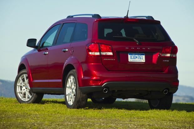 2012 Dodge Journey: OEM Image Gallery featured image large thumb1