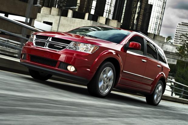2012 Dodge Journey: OEM Image Gallery featured image large thumb2