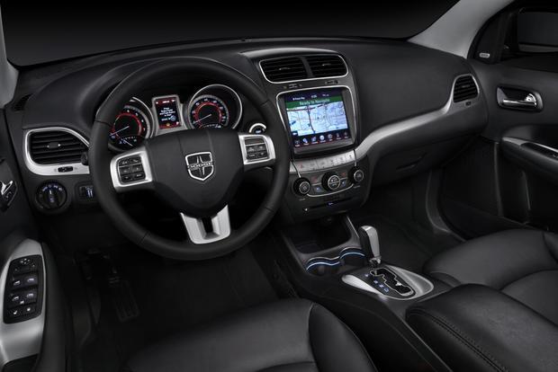 2016 Dodge Journey >> 2012 Dodge Journey: New Car Review - Autotrader