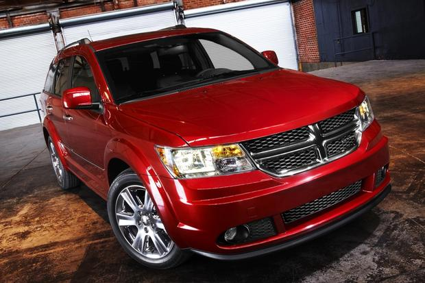 2013 Dodge Journey: OEM Image Gallery