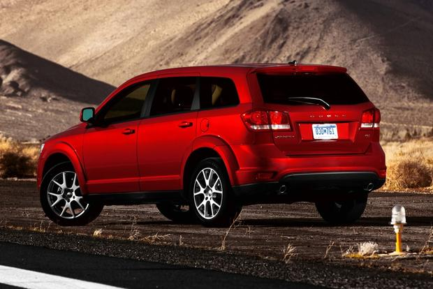 2013 Dodge Journey: New Car Review featured image large thumb2