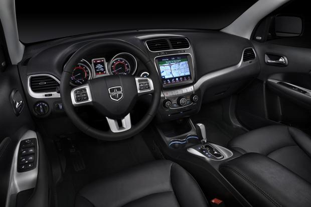 2013 Dodge Journey: New Car Review featured image large thumb3
