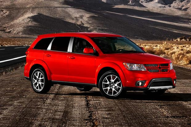 2016 Dodge Journey: New Car Review