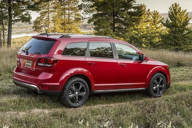 2016 Dodge Journey >> 2016 Dodge Journey New Car Review Autotrader