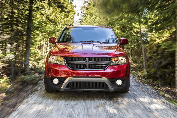 2017 Dodge Journey: New Car Review featured image large thumb1
