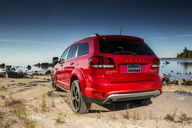 2017 Dodge Journey: New Car Review featured image large thumb4