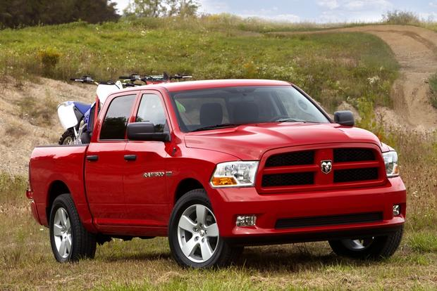 2012 Dodge Ram 1500: New Car Review featured image large thumb3
