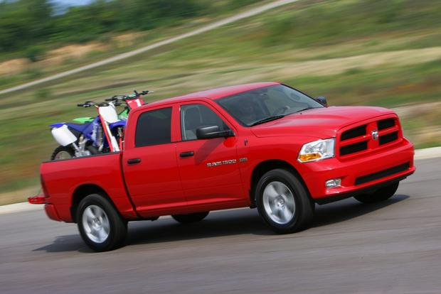 2012 Dodge Ram 1500: New Car Review featured image large thumb5