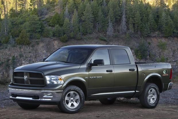 2012 Dodge Ram 1500: New Car Review featured image large thumb7
