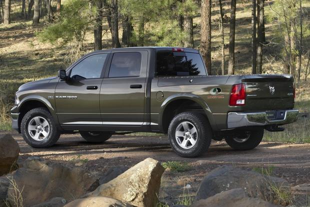 2012 Dodge Ram 1500: New Car Review - Autotrader