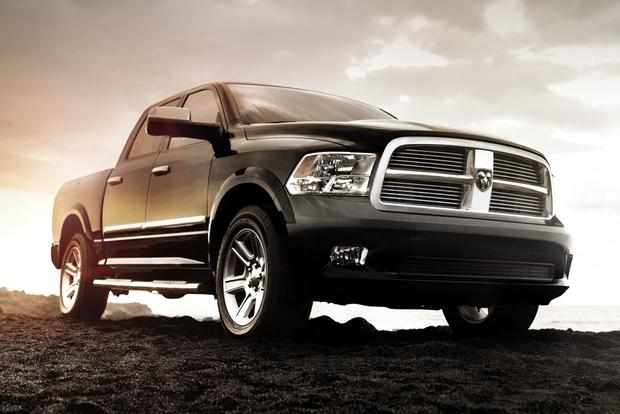 2012 Dodge Ram 1500: New Car Review featured image large thumb9
