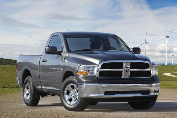 2012 Dodge Ram 1500: New Car Review featured image large thumb11