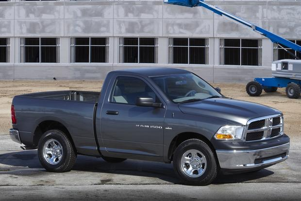 2012 Dodge Ram 1500: New Car Review featured image large thumb12
